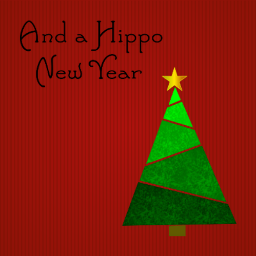 And a Hippo New Year